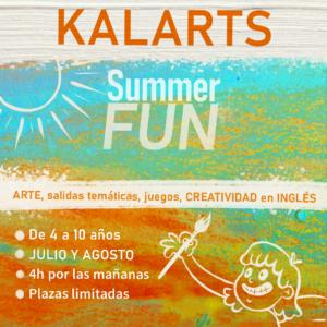 Kalarts summer fun -Irun