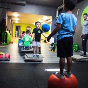 Befit kids&Fitness-kidfit-Irun