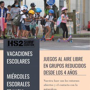 miércoles y vacaciones escolares_hs2-_Hondarribia