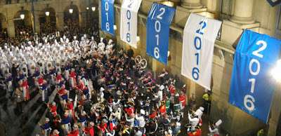 Actividades para la inauguración de Donostia 2016