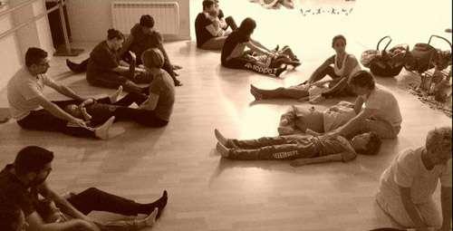yoga-en-familia-pauso-k dance-Irun