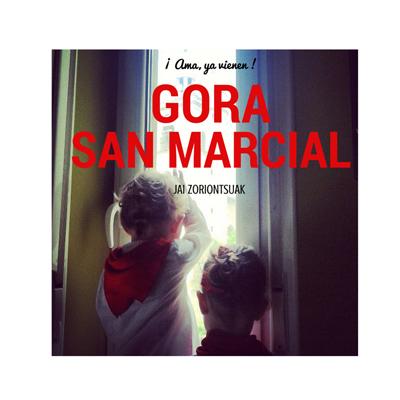 Conversaciones caseras : San Marcial es como Navidad