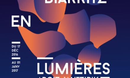 «Biarritz en lumières´´: plan espectacular navideño