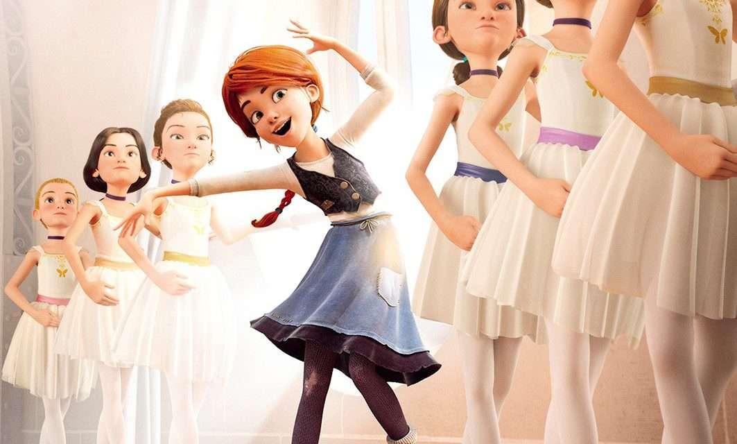 Sorteo de entradas para el preestreno de la película Ballerina en Irun
