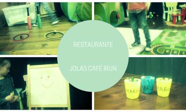 Restaurante con niños: «El café Irun»