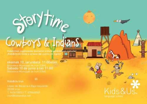 story time_Kids&us_Irun