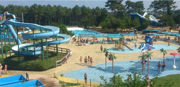 parque acuático_Aquatic landes_Labenne Océan
