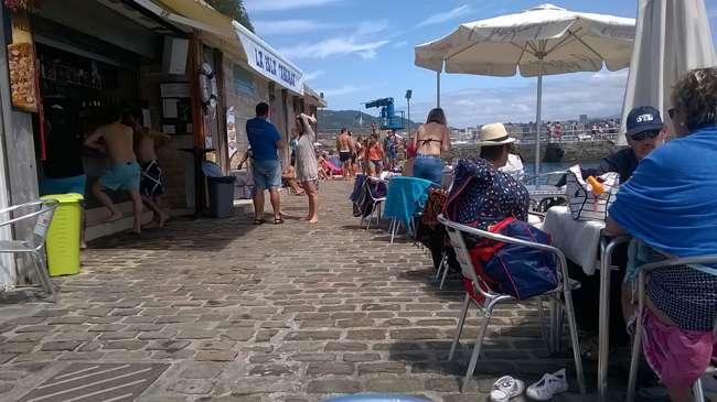isla Santa Clara_Donostia-San Sebastastián