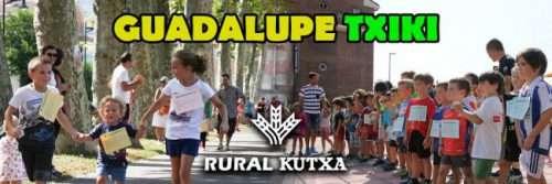 VIII.GUADALUPE TXIKI - RURAL KUTXA