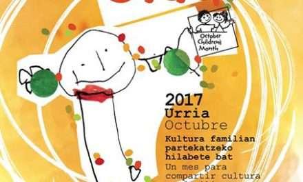 Hip Hip Urri! un mes para compartir cultura en familia