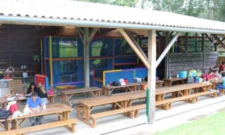 Ttiki Leku en Souraïde, un parque familiar para pasar el día
