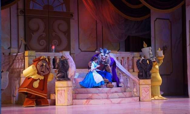 El musical familiar «la Bella y la Bestia» estas navidades en Ficoba Irun
