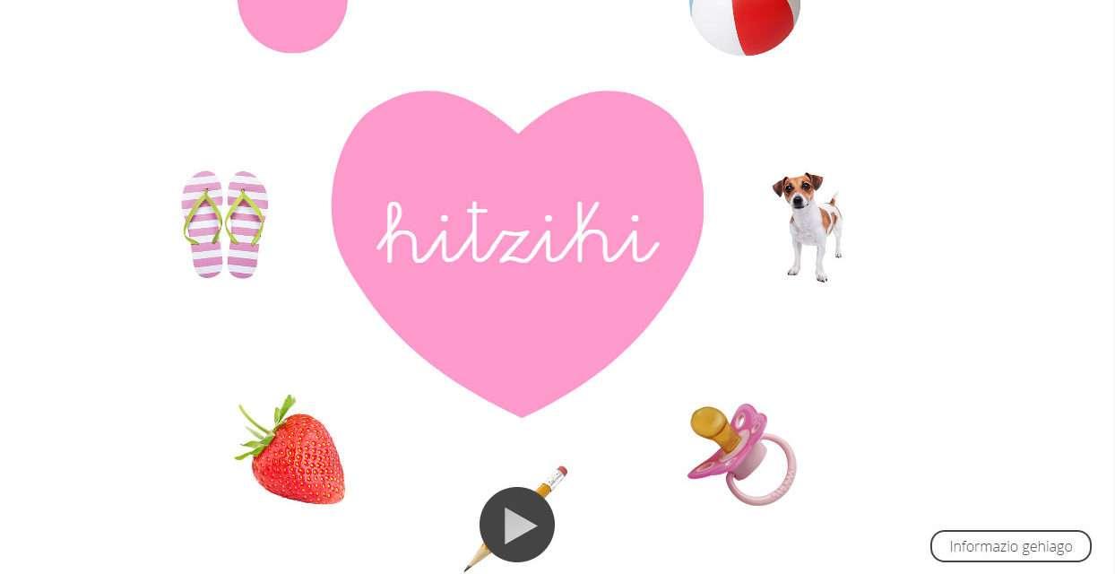 App en euskera para toda la familia: Hitziki