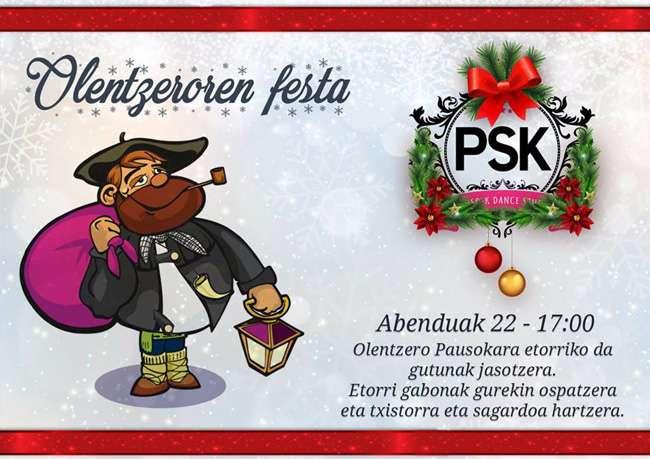 olentzero-pausok-Irun