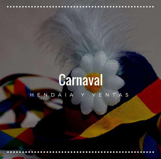 Carnaval en Hendaia y Ventas