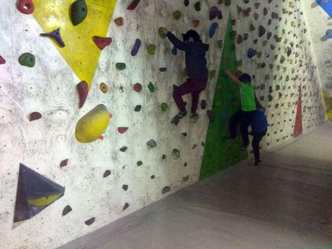 escalada-txiribuelta-puertas abiertas-Irun