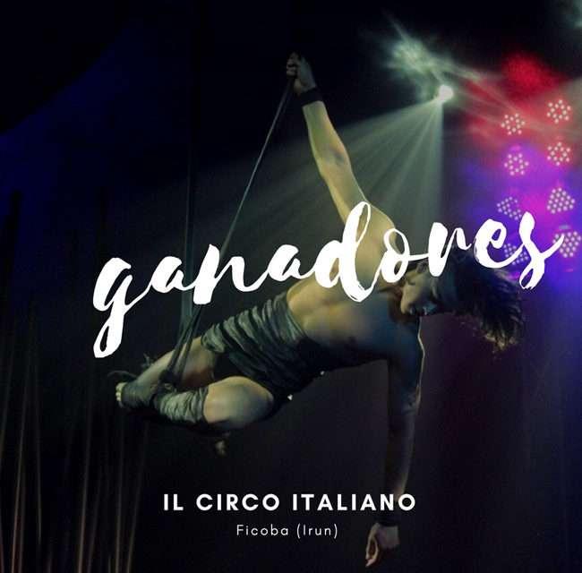 Ganadores del sorteo de 10 packs de 2 entradas para Il Circo Italiano