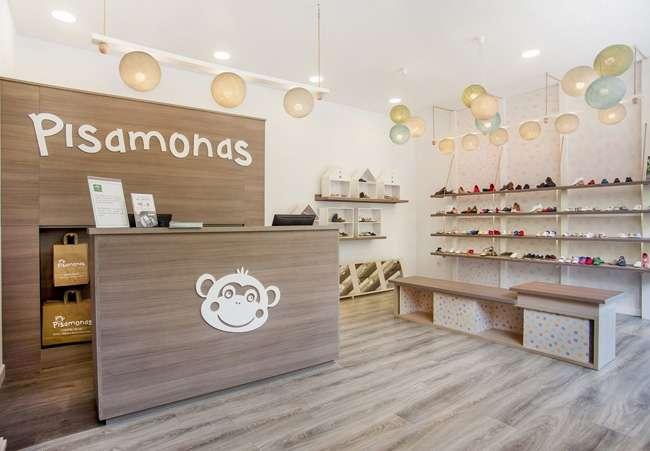 La zapatería infantil online Pisamonas abre tienda en Donostia-San Sebastián