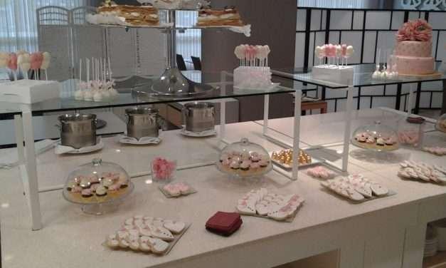 Sugar : tartas, cupcakes, galletas y candy bar para la primera comunión