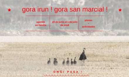 Agenda para el fin de semana de San Pedro y San Marcial