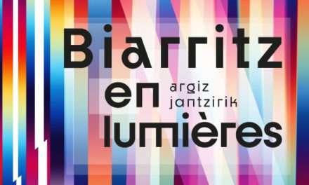 Biarritz en lumières 2018