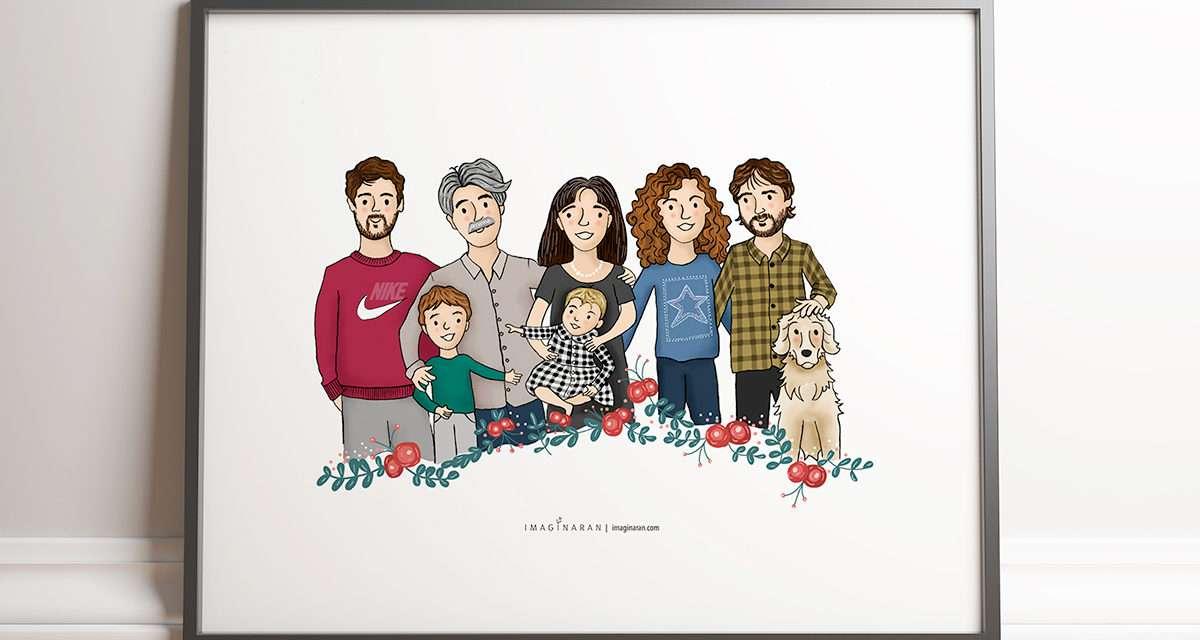 Imaginaran, regalos personalizados para toda la familia