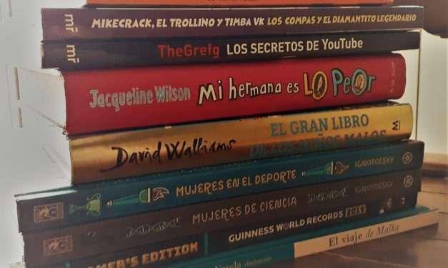 Leyendo en familia: libros que han traído los reyes