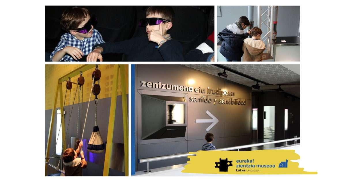 Eureka ! museo de la ciencia: una visita muy recomendable para familias donde todo se puede tocar
