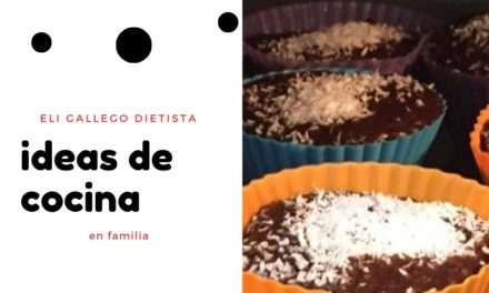 Eli Gallego: ideas de cocina en familia
