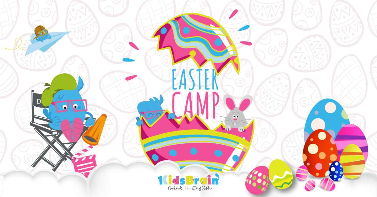 Easter Urban Camp en KidsBrain School