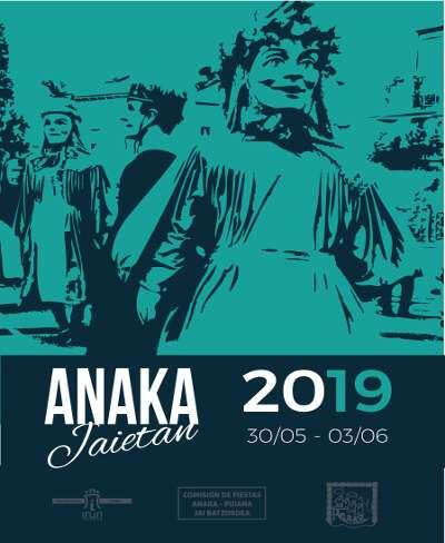 fiestas de anaka puiana 2019-Irun