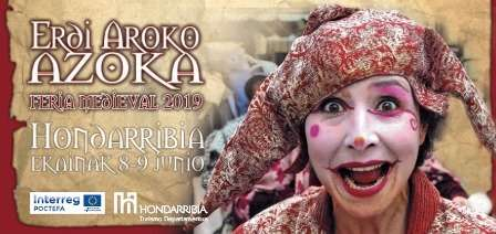 feria medieval-Hondarribia