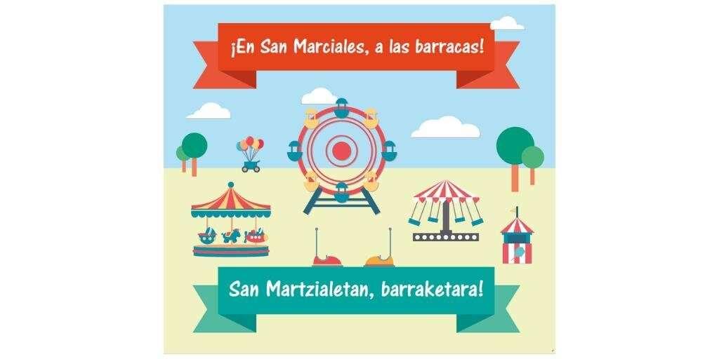Fiestas de San Pedro y San Marcial 2019-ferial-ficoba-irun