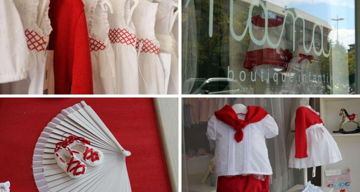 Ropa de San Marcial para bebé en Nanas boutique infantil