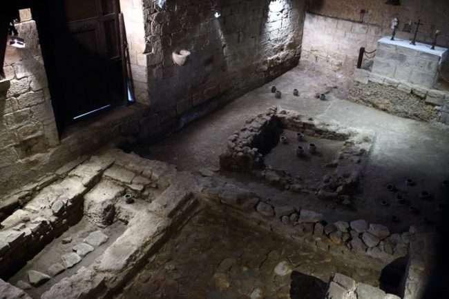 VISITA A LA NECRÓPOLIS DE SANTA ELENA-museo romano Oiasso-irun