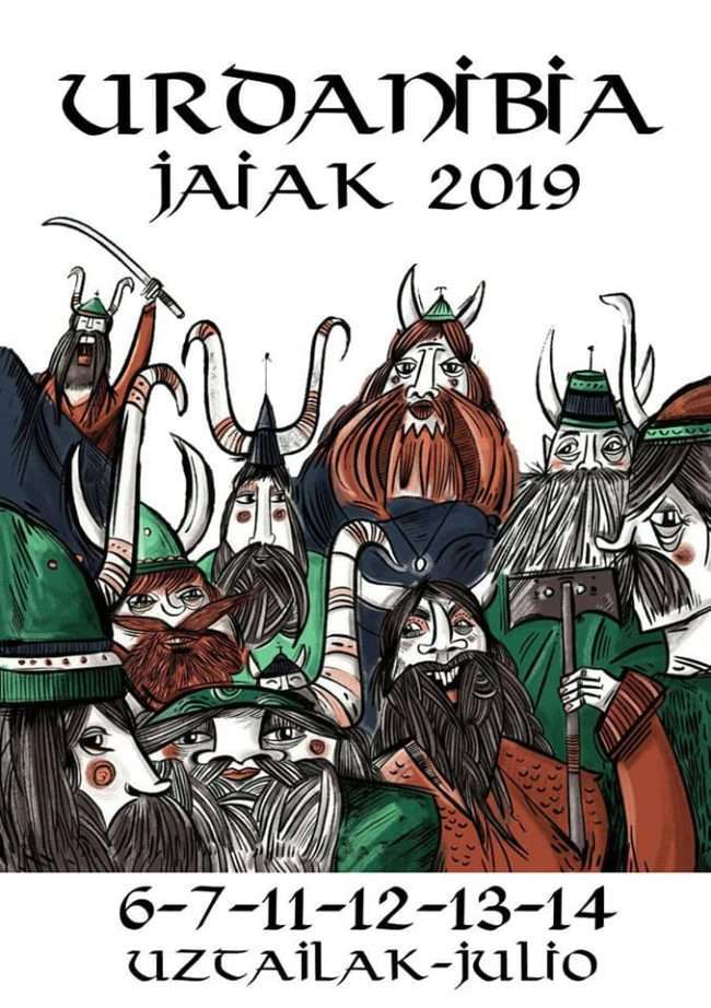 urdanibiako jaiak 2019-IRUN