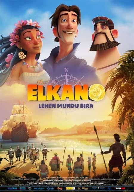 Elkano lehen mundu bira-cine familiar-auditorium itsas etxea-Hondarribia