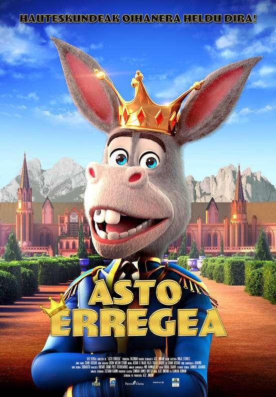 cine familiar-Asto erregea-auditorium itsas etxea-Hondarribia