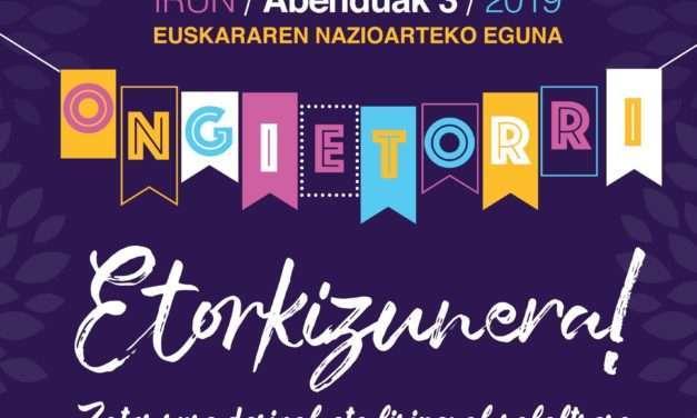 Actividades en Irun con motivo de euskaraldia 2019