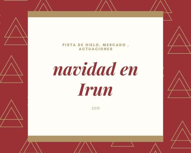 Navidad 2019 en Irun