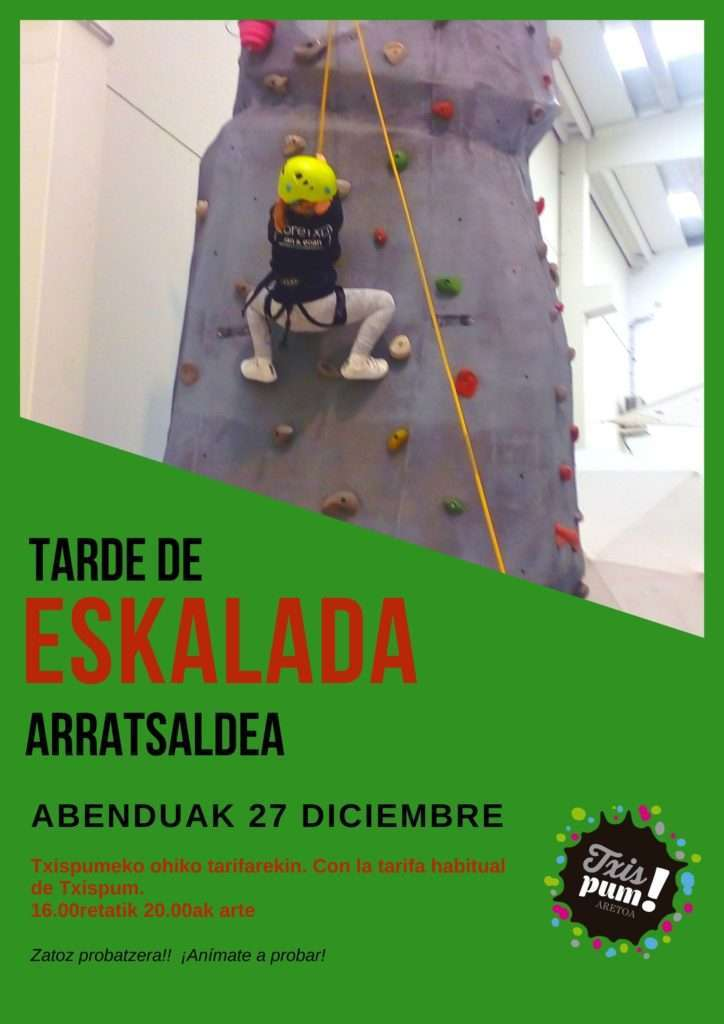 ESCALADA-txispum-Hondarribia