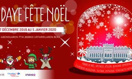 Navidad en Hendaia 2019