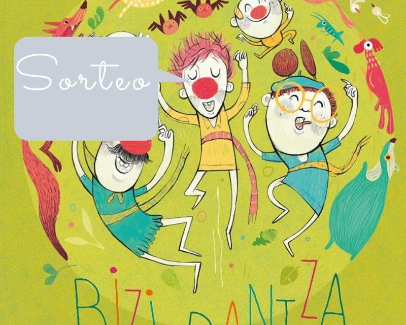 Sorteamos entradas para el espectáculo «Bizi Dantza» de Pirritx Porrotx eta Marimotots en Irun