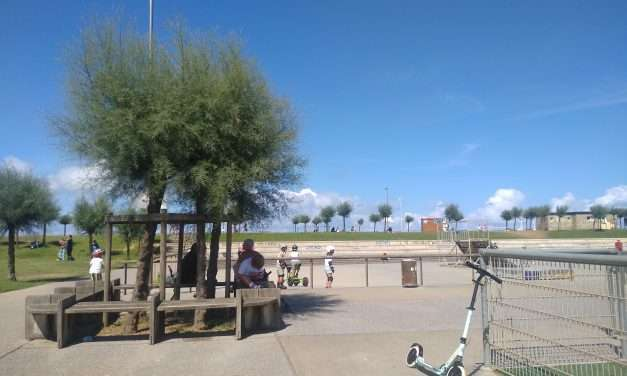Parque de la Barre en Anglet