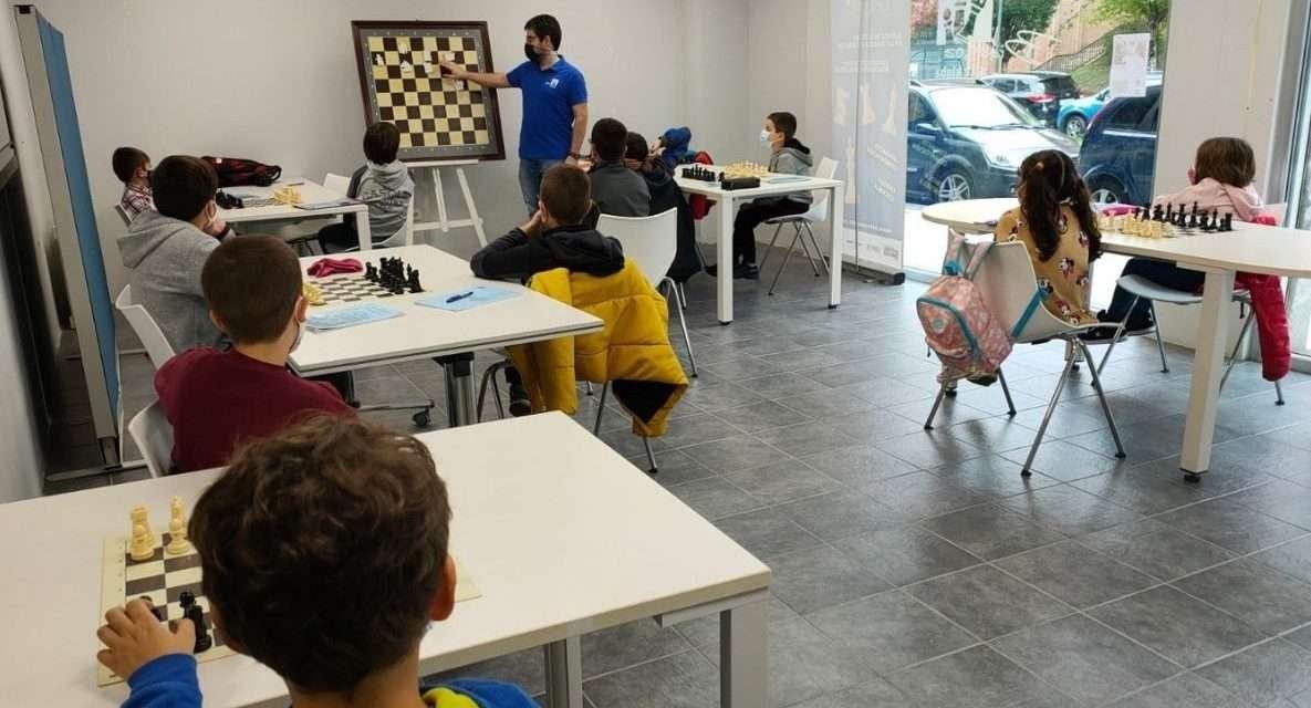 Cursillos de ajedrez  este verano en Bidasoa Xake Kluba