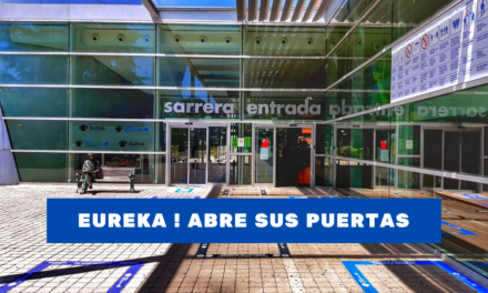 Eureka! Zientzia Museoa abierto desde el 1 de junio con novedades