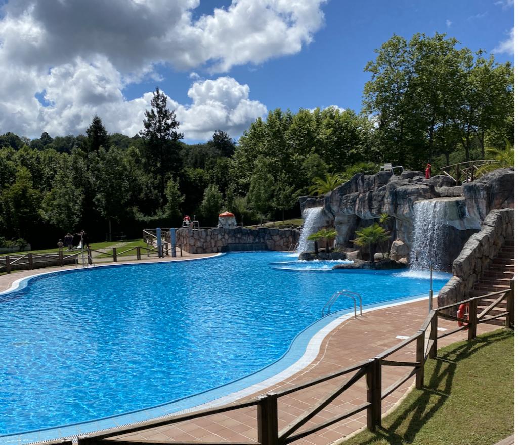 piscinas -Hernani