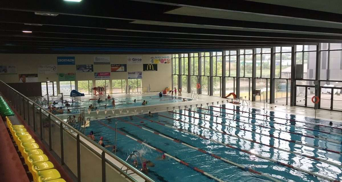 Los polideportivos de irun ofrecen cursos de natación en septiembre