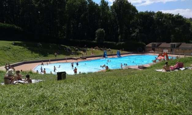 Piscinas de verano en Oiartzun
