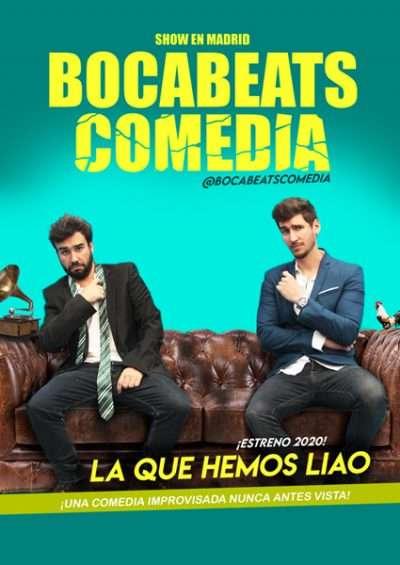 Bocabeats comedia-LA QUE HEMOS LIAO_IRUN